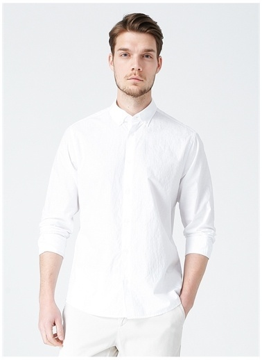 NetWork Network Gömlek Beyaz